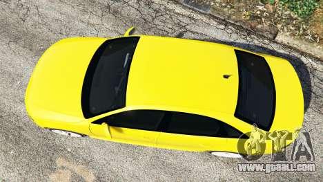 Audi A4 2009 for GTA 5