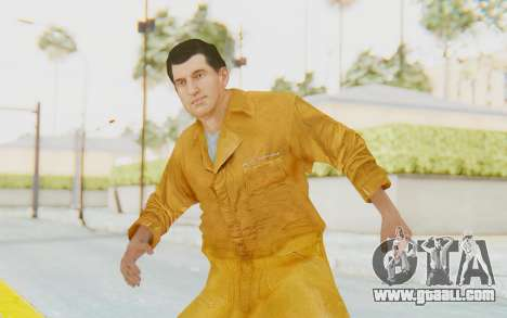 Mafia 2 - Joe Robber for GTA San Andreas
