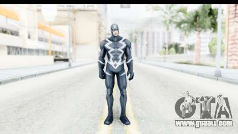 Marvel Future Fight - Black Bolt for GTA San Andreas second screenshot