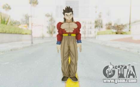 Dragon Ball Xenoverse Gohan SSJ4 for GTA San Andreas second screenshot
