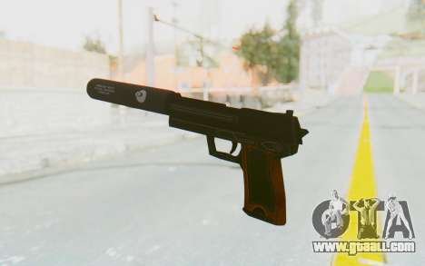 APB Reloaded - Obeya FBW Silenced for GTA San Andreas third screenshot
