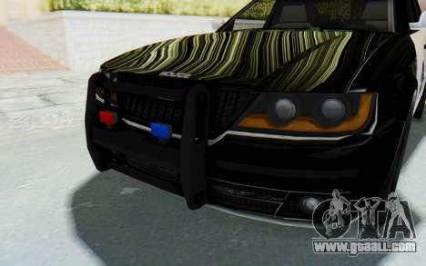 ASYM Desanne XT Pursuit v2 for GTA San Andreas side view