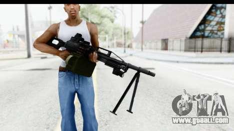 Kalashnikov PK (PKM) Holo for GTA San Andreas