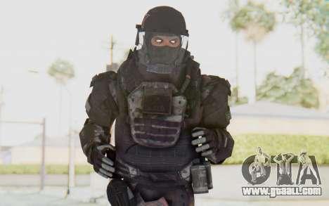 COD MW2 Russian Paratrooper v3 for GTA San Andreas