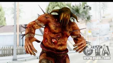 God of War 3 - Hades for GTA San Andreas