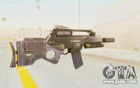 APB Reloaded - STAR 556 LCR for GTA San Andreas second screenshot