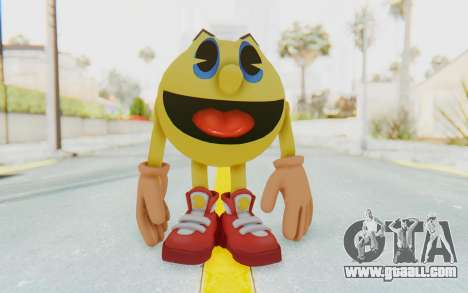 Pac-Man v2 for GTA San Andreas second screenshot