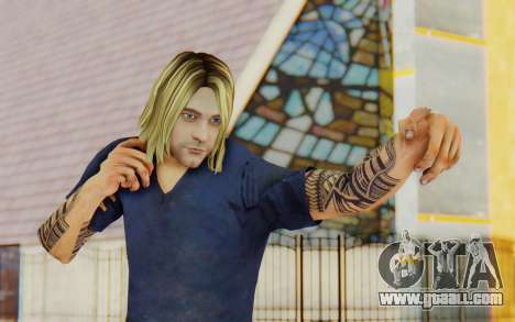 Kurt Cobain for GTA San Andreas
