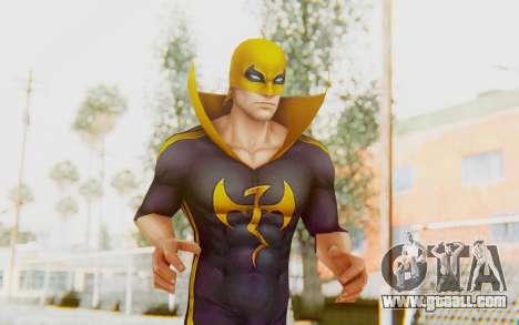 Marvel Future Fight - Iron Fist (ANAD) for GTA San Andreas