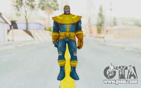 Marvel Future Fight - Thanos for GTA San Andreas second screenshot