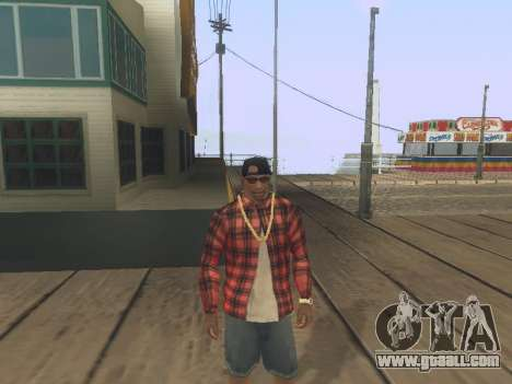 ENB Series for TheSergoRio for weak PC for GTA San Andreas third screenshot