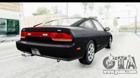 Nissan 240SX 1994 v2 for GTA San Andreas left view