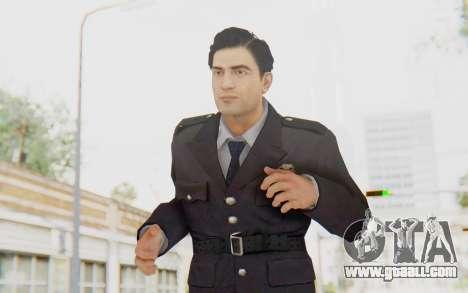 Mafia 2 - Vito Police Outfit for GTA San Andreas