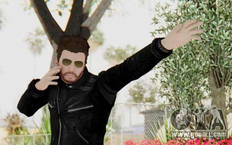 GTA 5 Online Random 1 Skin for GTA San Andreas