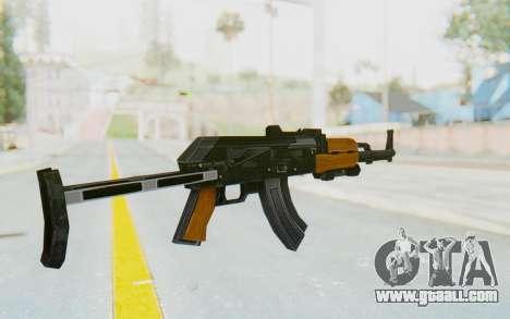 APB Reloaded - N TEC-5 for GTA San Andreas third screenshot