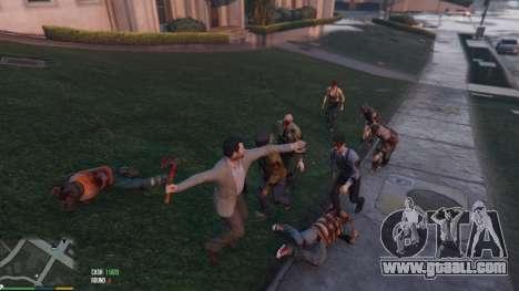 GTA 5 Zombies 1.4.2a sixth screenshot