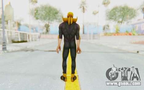 Marvel Future Fight - Iron Fist (ANAD) for GTA San Andreas third screenshot
