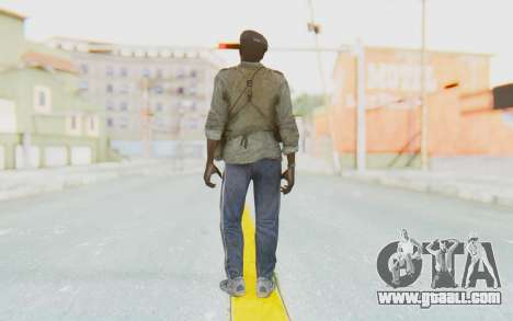 CoD MW3 Africa Militia v4 for GTA San Andreas third screenshot