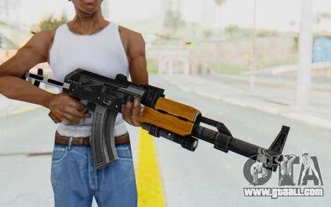 APB Reloaded - N TEC-5 for GTA San Andreas