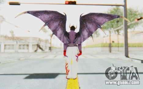 Devil Kazuya for GTA San Andreas third screenshot
