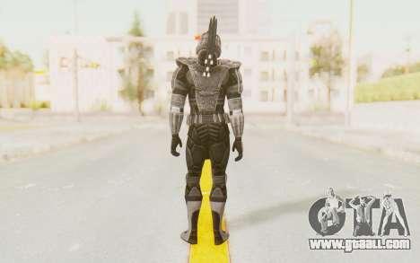 Cylar MKP for GTA San Andreas third screenshot