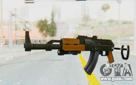 APB Reloaded - N TEC-5 for GTA San Andreas second screenshot