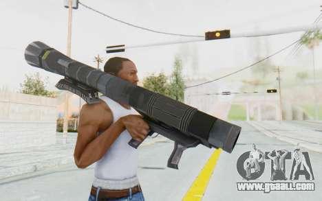 APB Reloaded - OSMAW for GTA San Andreas third screenshot