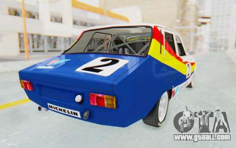 Dacia 1300 Rally for GTA San Andreas left view