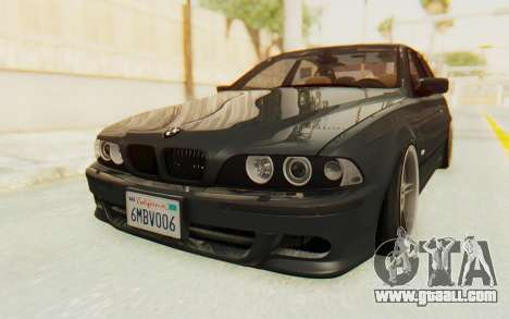 BMW M5 E39 M-Tech USDM for GTA San Andreas