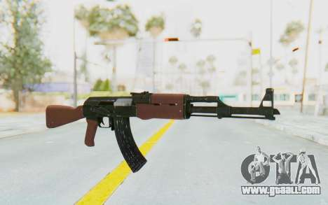GTA 5 Shrewsbury Assault Rifle for GTA San Andreas second screenshot