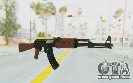 GTA 5 Shrewsbury Assault Rifle for GTA San Andreas second screenshot