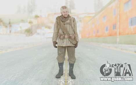 COD BO Dimitri Petrenko Winter for GTA San Andreas second screenshot