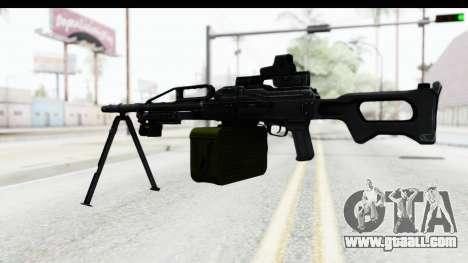Kalashnikov PK (PKM) Holo for GTA San Andreas third screenshot