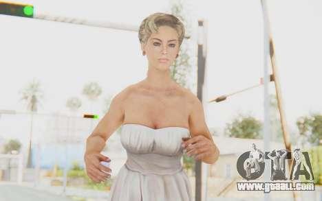 Mafia 2 - Gina for GTA San Andreas