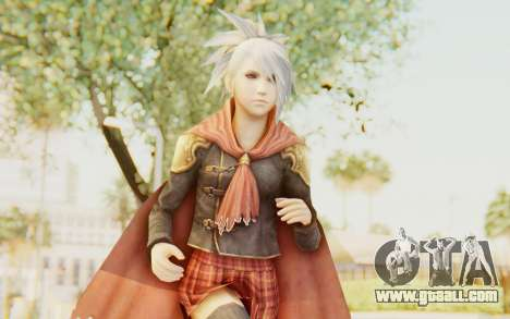 Final Fantasy - Type 0 Sice for GTA San Andreas