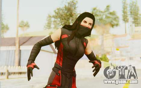 Marvel Heroes - Elektra for GTA San Andreas