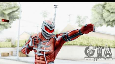 Lord Zedd from Power Rangers Mighty Morphin for GTA San Andreas