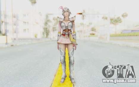 Dynasty Warriors 8 - Lu Lingqi v2 for GTA San Andreas second screenshot
