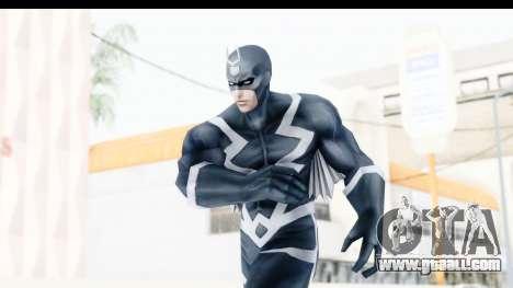 Marvel Future Fight - Black Bolt for GTA San Andreas