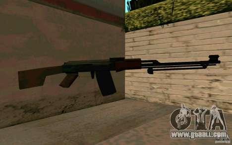 The PKK for GTA San Andreas