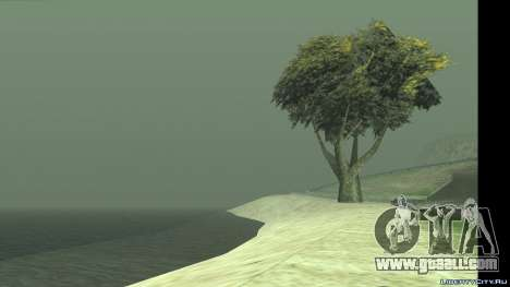The change of weather and time for GTA San Andreas second screenshot