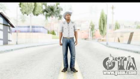 GTA 5 Mexican Gang 1 for GTA San Andreas second screenshot