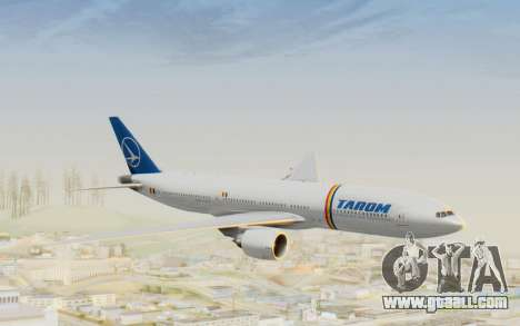 Boeing 777-200 TAROM Romania for GTA San Andreas