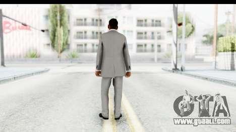 Messi Formal Fixed Up for GTA San Andreas third screenshot