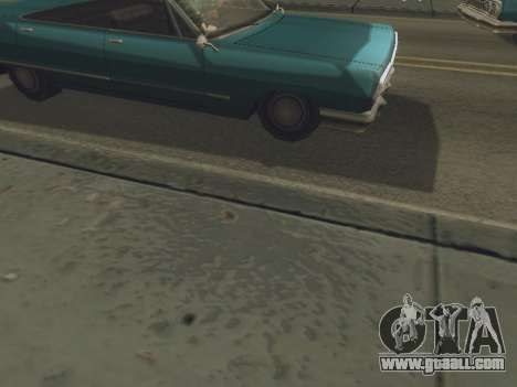 ENB Series for TheSergoRio for weak PC for GTA San Andreas sixth screenshot