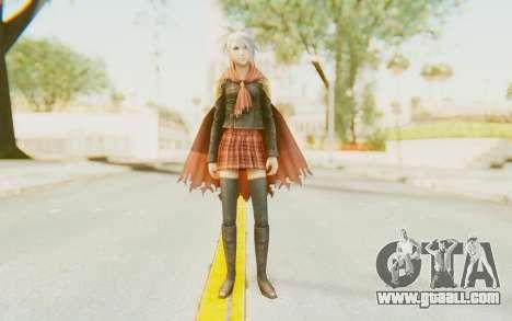 Final Fantasy - Type 0 Sice for GTA San Andreas second screenshot