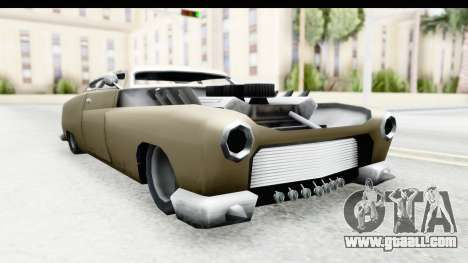 Hermes Ratrod for GTA San Andreas