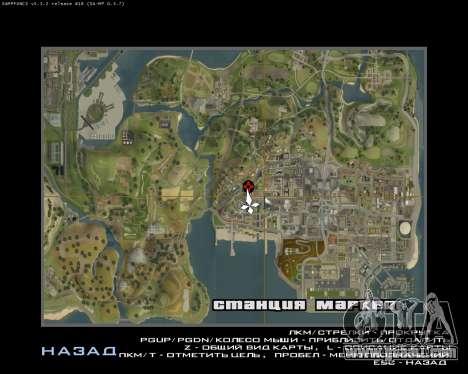 Armenia Erevan Poster for GTA San Andreas forth screenshot