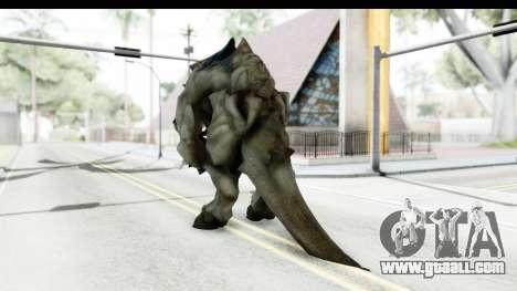 DOOM 3 - Guardian of The Hell for GTA San Andreas third screenshot