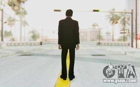 Mafia 2 - Vito Scaletta Madman Suit B&W for GTA San Andreas third screenshot